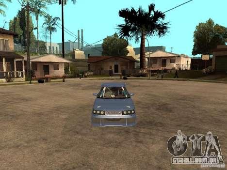 LADA 21103 rua edição para GTA San Andreas vista direita