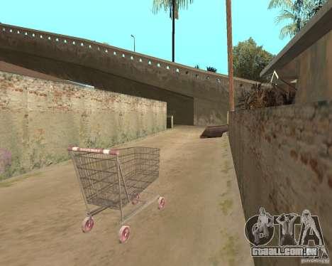 Remapping Ghetto v.1.0 para GTA San Andreas sétima tela