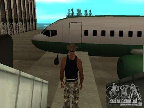 La Villa De La Noche Beta 2 para GTA San Andreas terceira tela