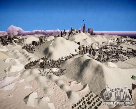 Desert Storm v1.0 para GTA 4 quinto tela