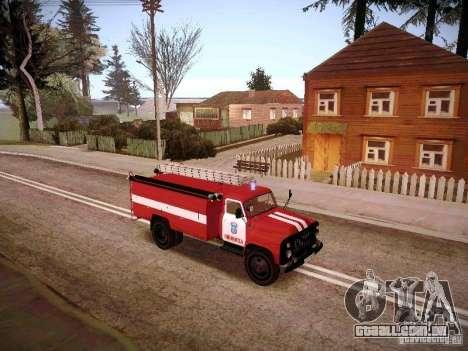 Mangueira de gás 30 53 fogo para GTA San Andreas