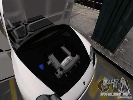 Porsche Cayenne Turbo 2003 v.2.0 para GTA 4 interior