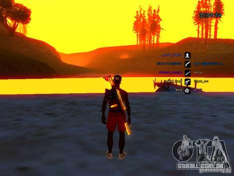 Pele pack para samp rp para GTA San Andreas segunda tela