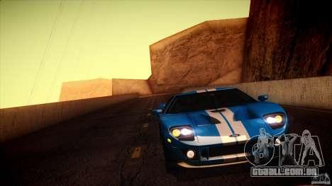 Direct B 2012 v1.1 para GTA San Andreas sexta tela