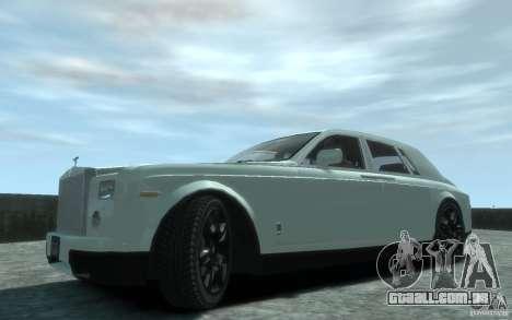 Rolls-Royce Phantom para GTA 4 esquerda vista
