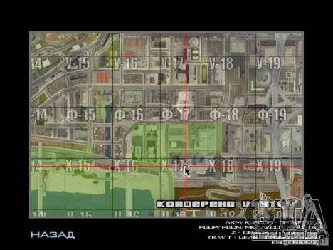 Novo edifício em LS para GTA San Andreas sexta tela