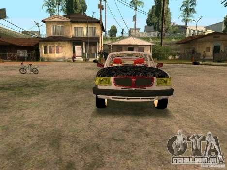 GAZ Volga 310221 para GTA San Andreas vista interior