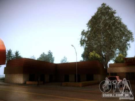 New trees HD para GTA San Andreas segunda tela