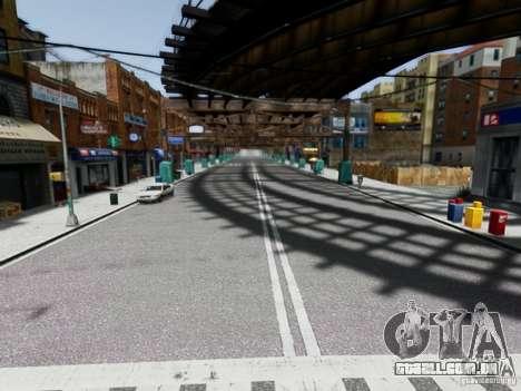 HD Roads 2013 para GTA 4 terceira tela