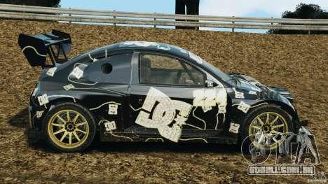 Colin McRae BFGoodrich Rallycross para GTA 4 esquerda vista