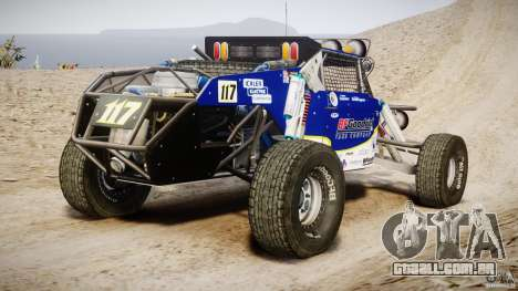 Jimco Buggy para GTA 4 vista direita