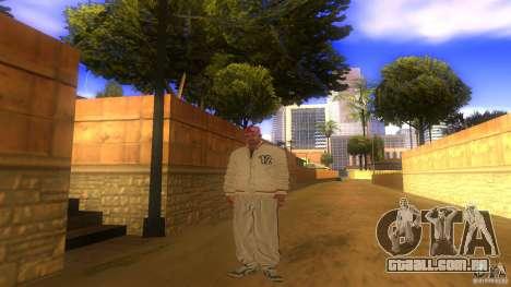 BrakeDance mod para GTA San Andreas segunda tela