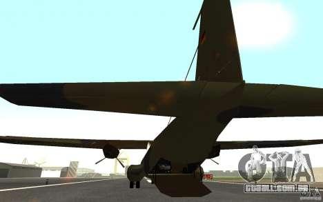 C-160 para GTA San Andreas vista direita