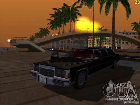 ENBSeries v1.6 para GTA San Andreas oitavo tela