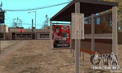 BUSmod para GTA San Andreas sétima tela