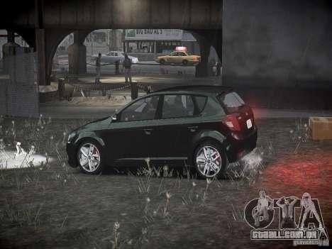 Kia Ceed para GTA 4 esquerda vista