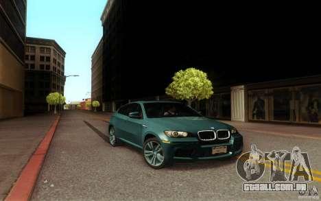 New Graphic by musha v3.0 para GTA San Andreas quinto tela