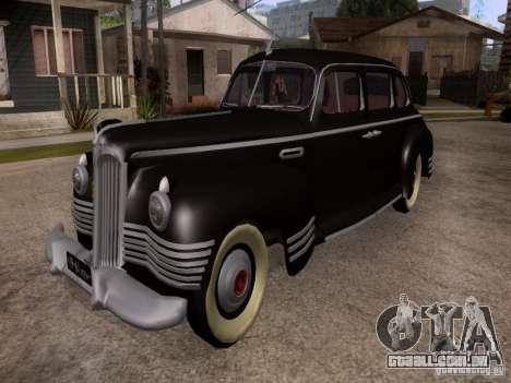 ZiS 110 para GTA San Andreas