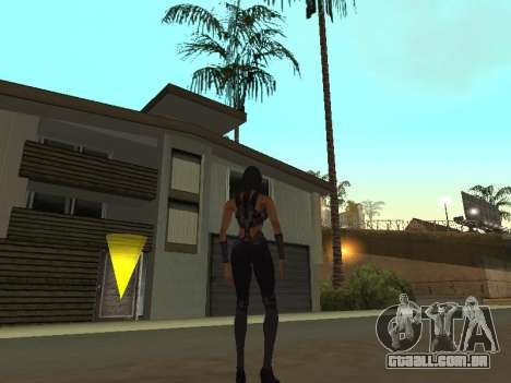 Archlight Deadpool The Game para GTA San Andreas terceira tela