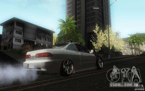 Honda Integra JDM para GTA San Andreas vista direita