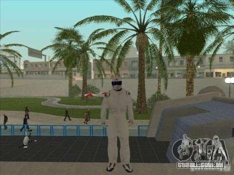 Stig para GTA San Andreas por diante tela