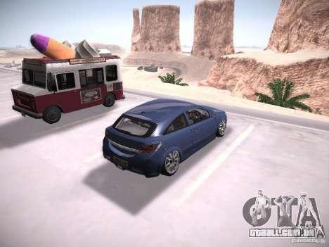 LiberrtySun Graphics ENB v3.0 para GTA San Andreas terceira tela
