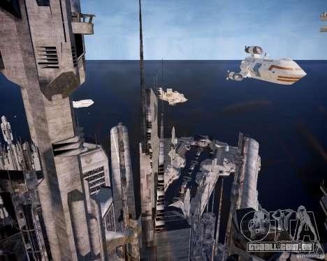 Stargate Atlantis para GTA 4 quinto tela