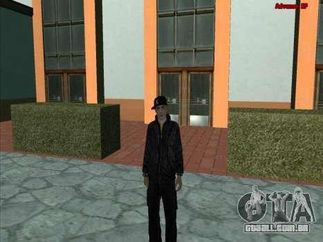 GuF para GTA San Andreas segunda tela