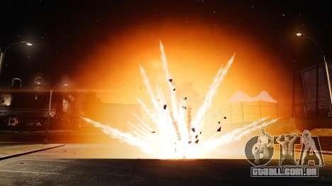 Realistas e grandes explosões para GTA 4 terceira tela