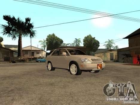 Lexus RX 300 para GTA San Andreas
