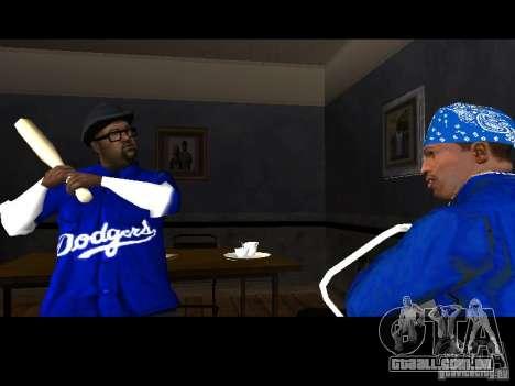 Piru Street Crips para GTA San Andreas sexta tela