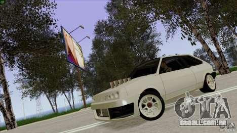 ВАЗ 2108 Sport para GTA San Andreas vista traseira
