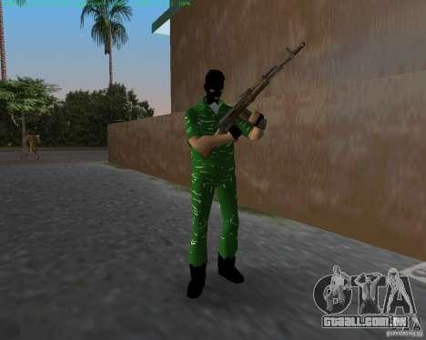 AK-74 para GTA Vice City segunda tela