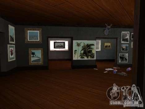 GTA Museum para GTA San Andreas décimo tela