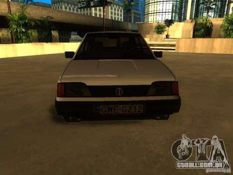 FSO Polonez Caro para GTA San Andreas vista direita