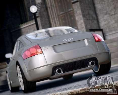 Audi TT 2004 para GTA 4 esquerda vista