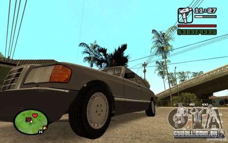 CAMZum beta disponível a partir do GTA 5 para GTA San Andreas segunda tela
