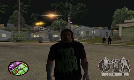 Triple H para GTA San Andreas sexta tela