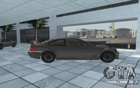 Sentinela do GTA 4 para GTA San Andreas esquerda vista