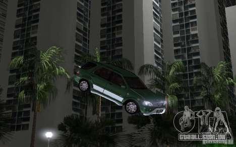 Mercedes-Benz ML55 Demec para GTA Vice City deixou vista