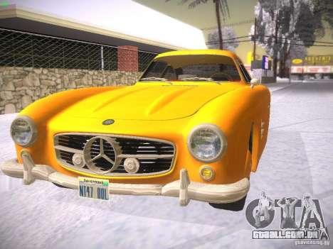 Mercedes-Benz 300SL para GTA San Andreas