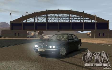 BMW 750i (e38) v2.0 para GTA 4