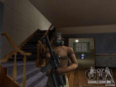 Chapéus de Call of Duty 4: Modern Warfare para GTA San Andreas terceira tela