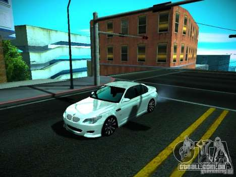 ENBSeries V4 para GTA San Andreas segunda tela