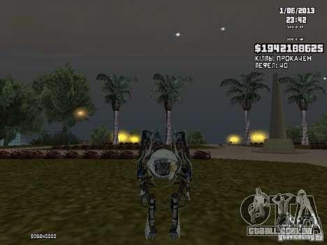 Atlas para GTA San Andreas segunda tela