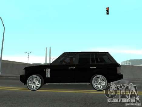 Luxury Wheels Pack para GTA San Andreas sétima tela