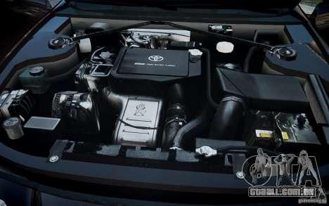 Toyota Celica GT-FOUR para GTA 4 motor