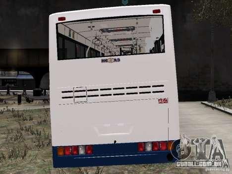Nefaz-5299 10-15 para GTA 4 vista direita