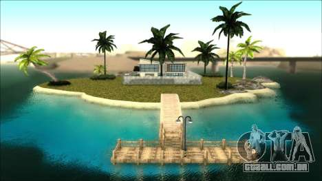 Diegoforfuns Modern House para GTA San Andreas terceira tela