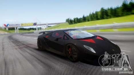 Lamborghini Sesto Elemento 2013 V2.0 para GTA 4 esquerda vista